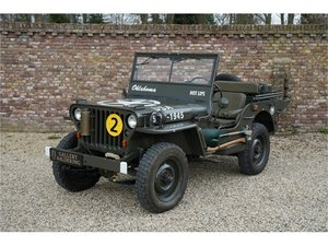 Picture of 1941 Jeep Willys MB Nut and bolt restored condition For Sale
