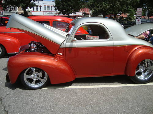 1941 Willys Coupe SOLD (picture 1 of 6)