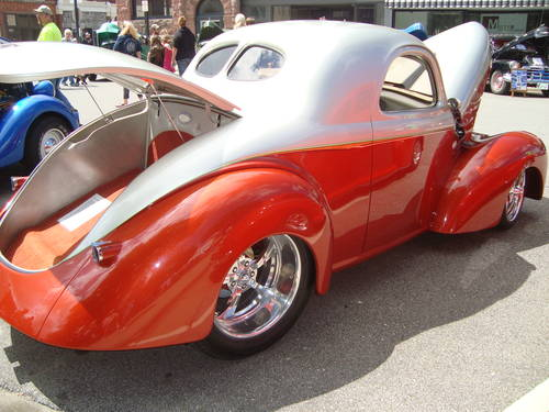 1941 Willys Coupe SOLD (picture 3 of 6)