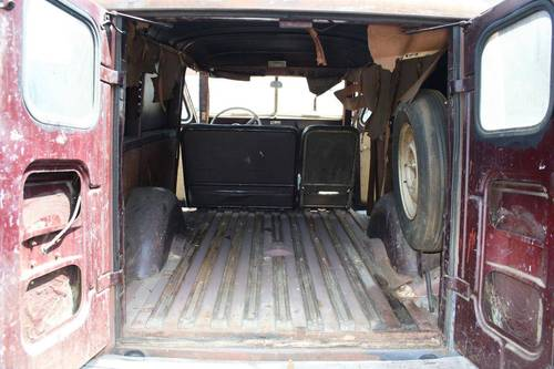 1949 Willys Utility Panel Wagon For Sale (picture 3 of 6)