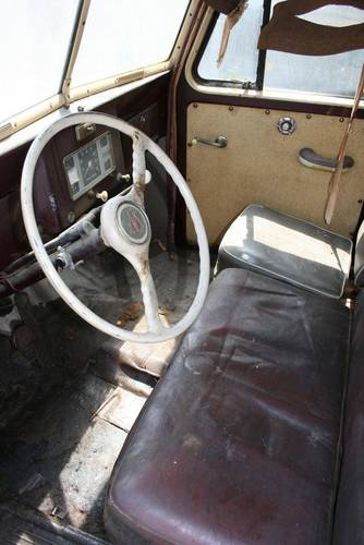 1949 Willys Utility Panel Wagon For Sale (picture 4 of 6)