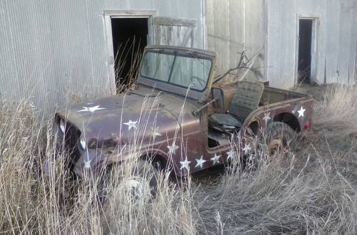 1950 Willys-Overland Military Jeep For Sale (picture 1 of 4)