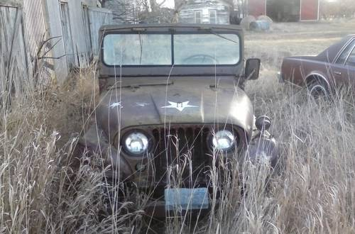 1950 Willys-Overland Military Jeep For Sale (picture 2 of 4)