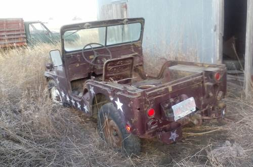 1950 Willys-Overland Military Jeep For Sale (picture 3 of 4)