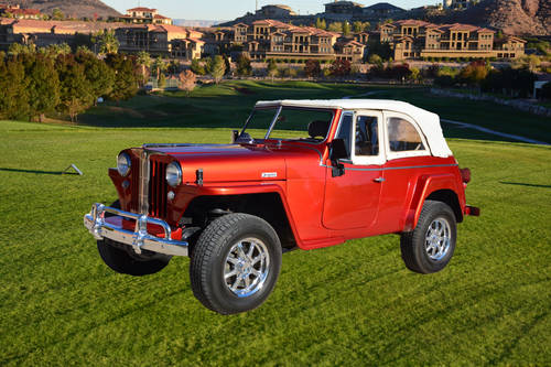 1948 Willys Overland Jeepster For Sale (picture 1 of 3)