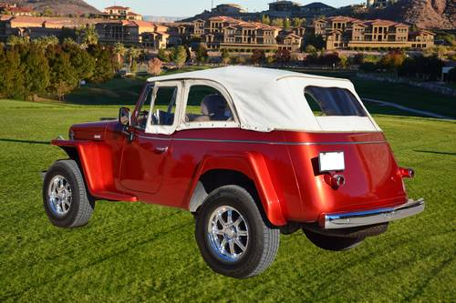 1948 Willys Overland Jeepster For Sale (picture 2 of 3)