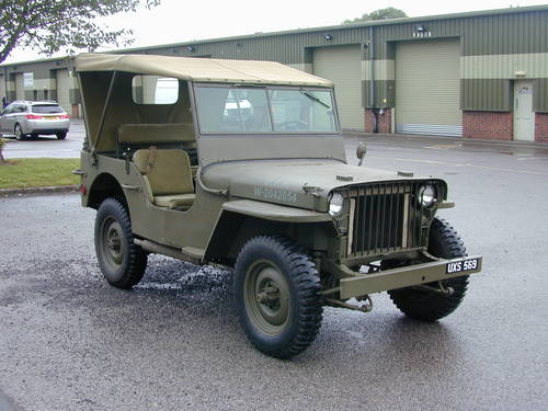 1942 WILLYS  For Sale (picture 1 of 6)