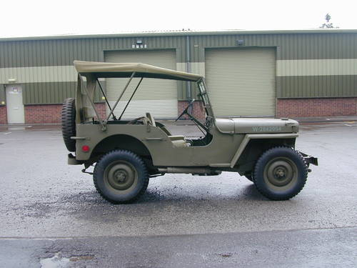 1942 WILLYS  For Sale (picture 2 of 6)