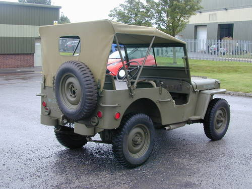 1942 WILLYS  For Sale (picture 3 of 6)