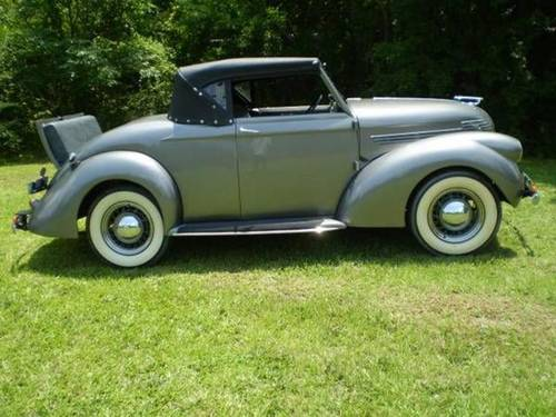 1937 Willys Roadster Convertible For Sale (picture 3 of 6)