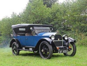 1923 Willys Knight Model 64 Tourer