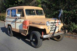 1953 Willys Overland Wagon