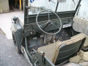 1942 willys jeep For Sale