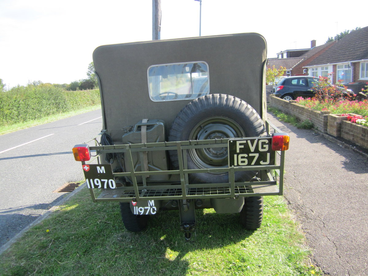 1971 Swiss  military vehicle For Sale (picture 2 of 6)