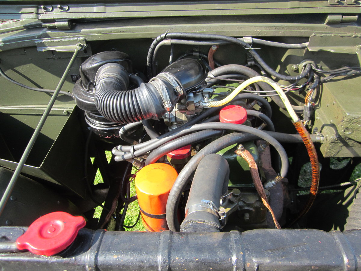 1971 Swiss  military vehicle For Sale (picture 4 of 6)
