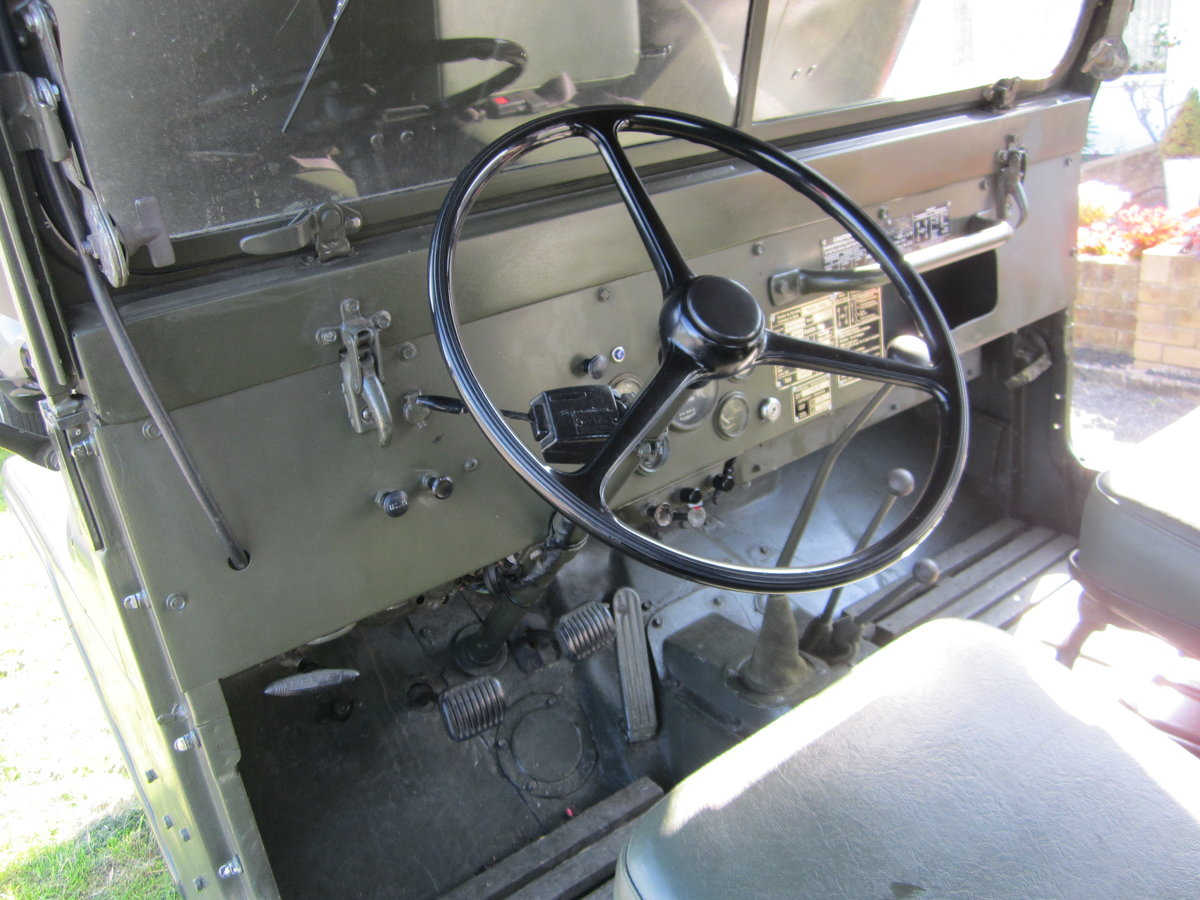 1971 Swiss  military vehicle For Sale (picture 5 of 6)