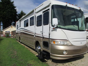 American Motorhome diesel pusher 38ft Sportscoach