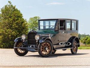 1924  Winton Model 40 Seven-Passenger Sedan