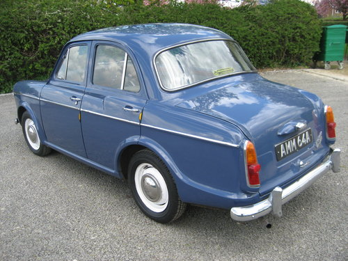 1963 Wolseley 1500 SOLD (picture 3 of 6)