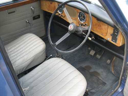 1963 Wolseley 1500 SOLD (picture 4 of 6)