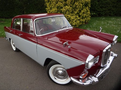 Wolseley 1660 Auto SOLD (picture 1 of 6)
