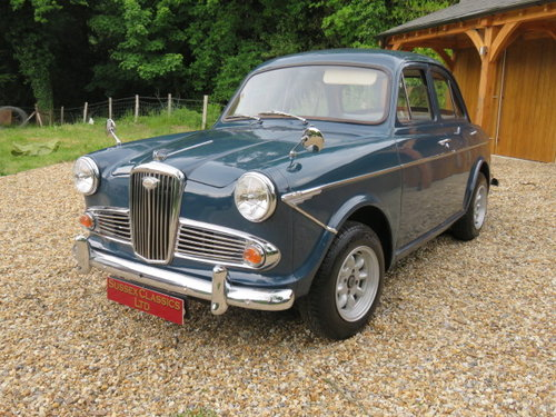 1964 Wolseley 1500 Saloon (Card Payments Accepted) SOLD (picture 2 of 6)