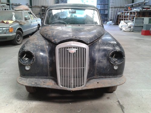 1955 Wolseley 4/44 SOLD (picture 2 of 6)