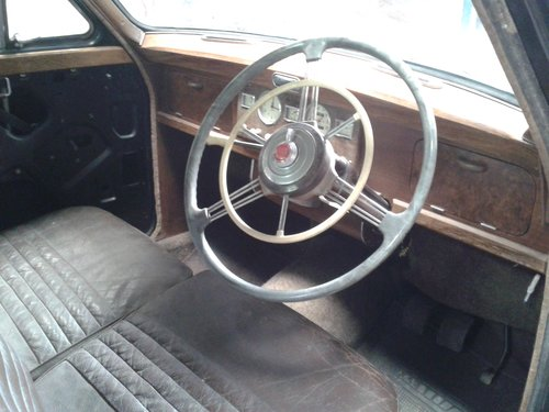 1955 Wolseley 4/44 SOLD (picture 3 of 6)