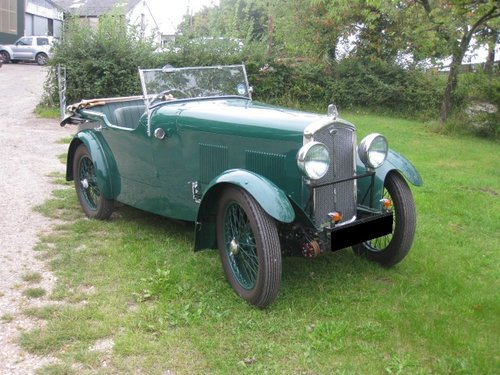 1931 Wolseley Hornet Tourer For Sale (picture 3 of 6)