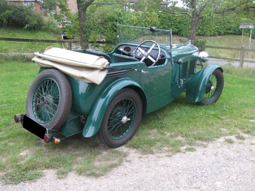 1931 Wolseley Hornet Tourer For Sale (picture 4 of 6)