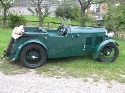 1931 Wolseley Hornet Tourer For Sale (picture 5 of 6)