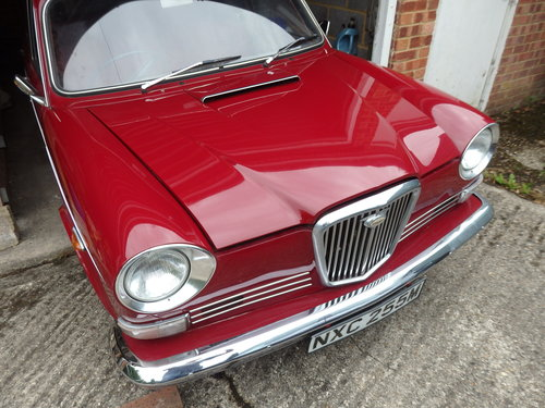 Wolseley Six 1973 mothballed in dry garage SOLD (picture 3 of 6)