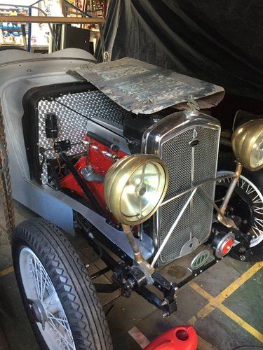 1933 Hornet Special Eustace Watkins Body For Sale (picture 1 of 6)