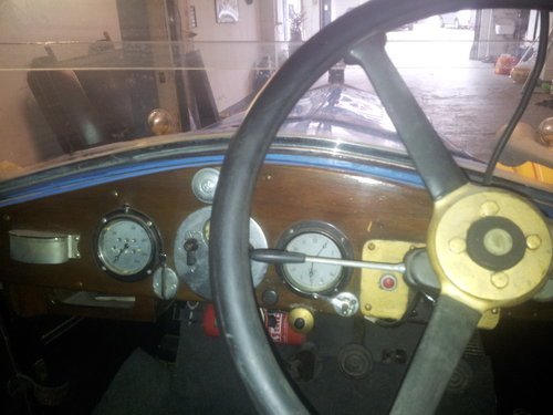 1927 WOLSELEY 15-45 TOURER CONVERTIBLE  ORIGINAL For Sale (picture 6 of 6)
