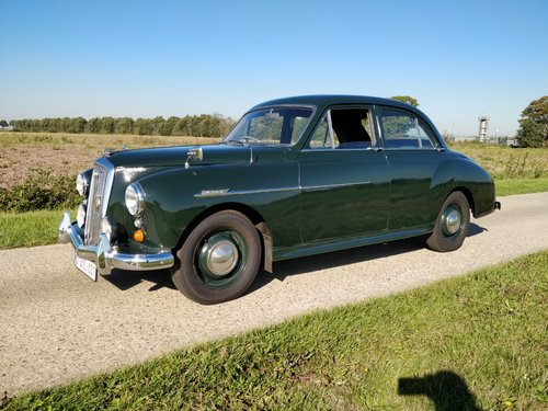 1955 Wolseley 4/44 '55 SOLD (picture 1 of 6)