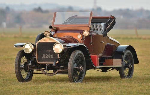 1913 Wolseley 24/30HP Two-Seater SOLD (picture 1 of 6)