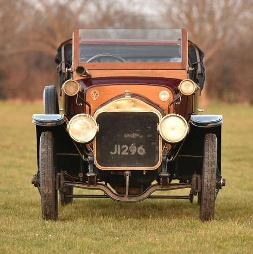 1913 Wolseley 24/30HP Two-Seater SOLD (picture 2 of 6)