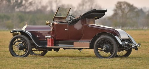 1913 Wolseley 24/30HP Two-Seater SOLD (picture 3 of 6)