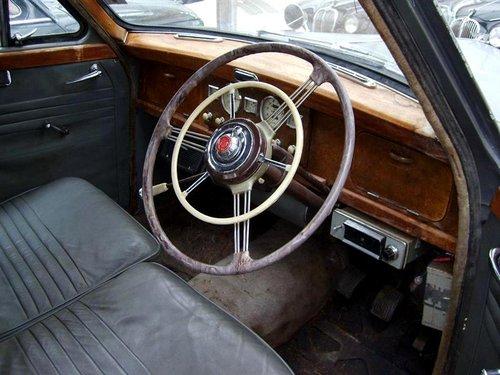 1954 Wolseley   4 / 44 grijs RHD For Sale (picture 2 of 4)
