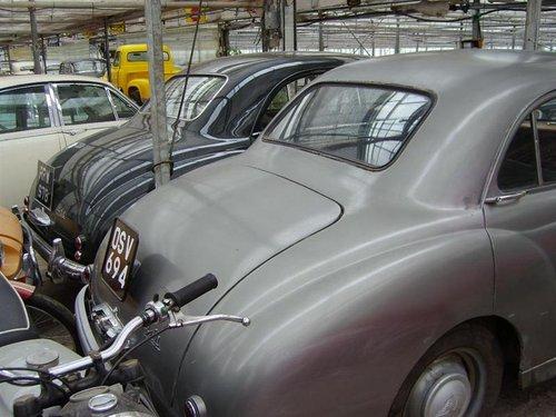 1954 Wolseley   4 / 44 grijs RHD For Sale (picture 3 of 4)