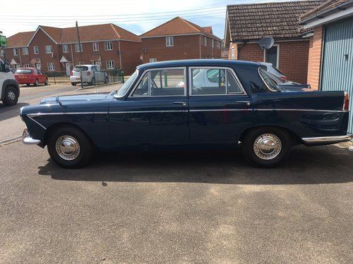 1963 Wolseley 6/110 MK1 For Sale (picture 2 of 6)