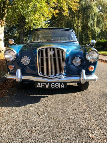 1963 Wolseley 6/110 MK1 For Sale (picture 3 of 6)