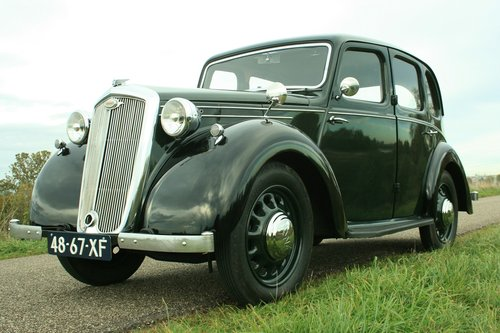 1947 Wolseley 8 For Sale (picture 1 of 6)