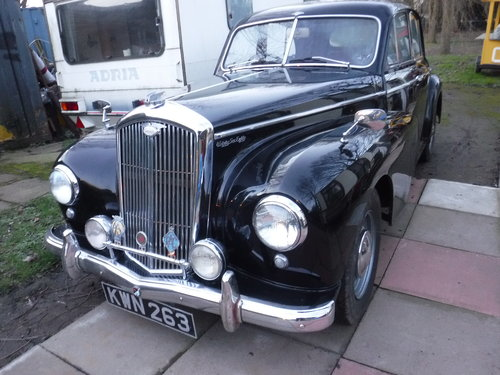 wolseley 6/80 1954 SOLD (picture 1 of 6)