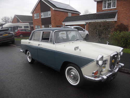 1968 Wolseley 16/60 SOLD (picture 4 of 6)