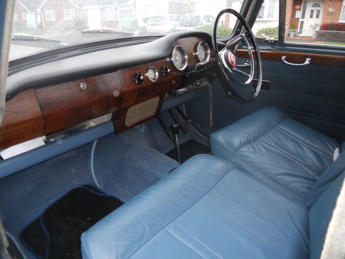 1968 Wolseley 16/60 SOLD (picture 5 of 6)