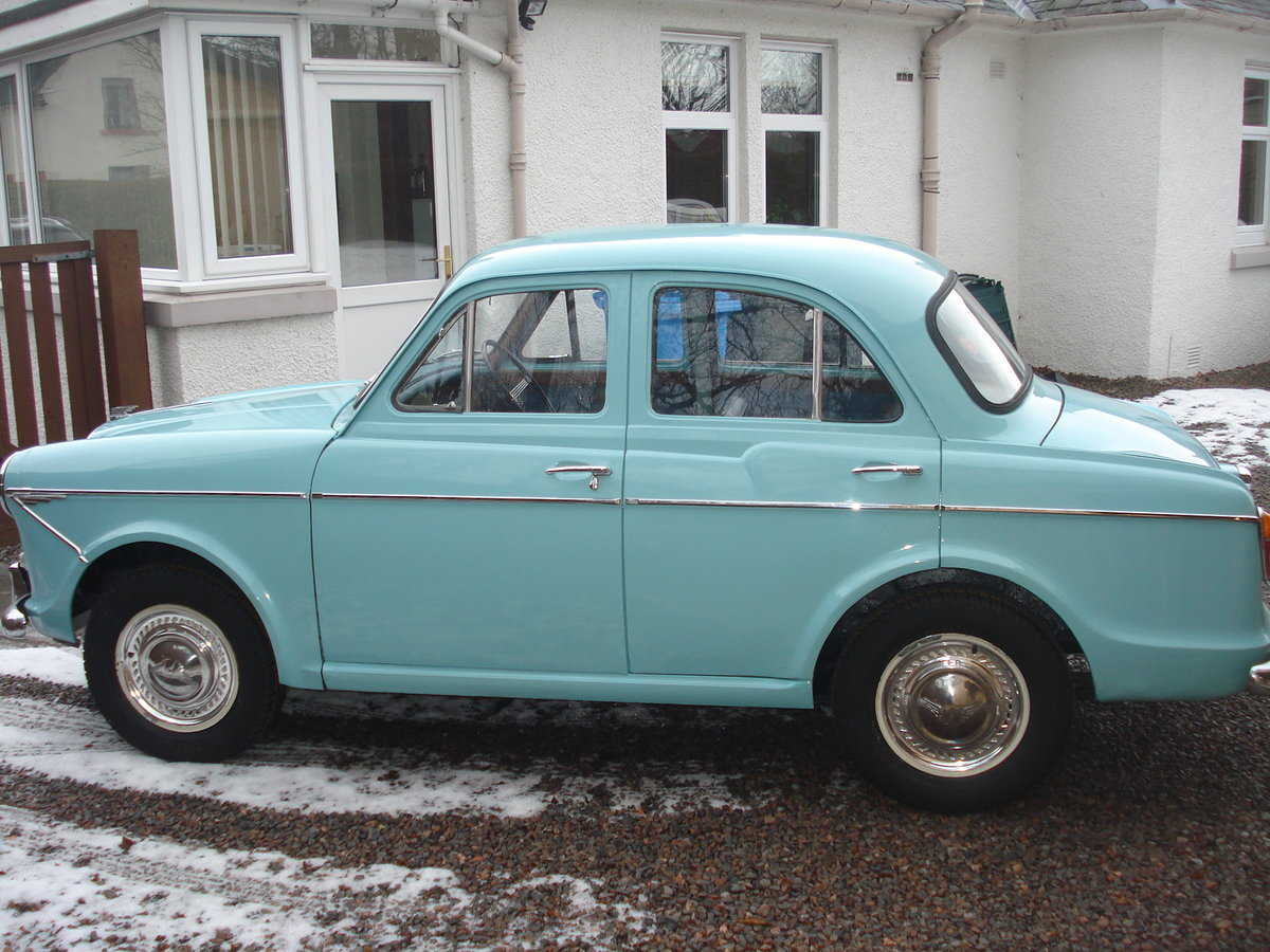 1960 Wolseley 1500 saloon SOLD (picture 1 of 6)