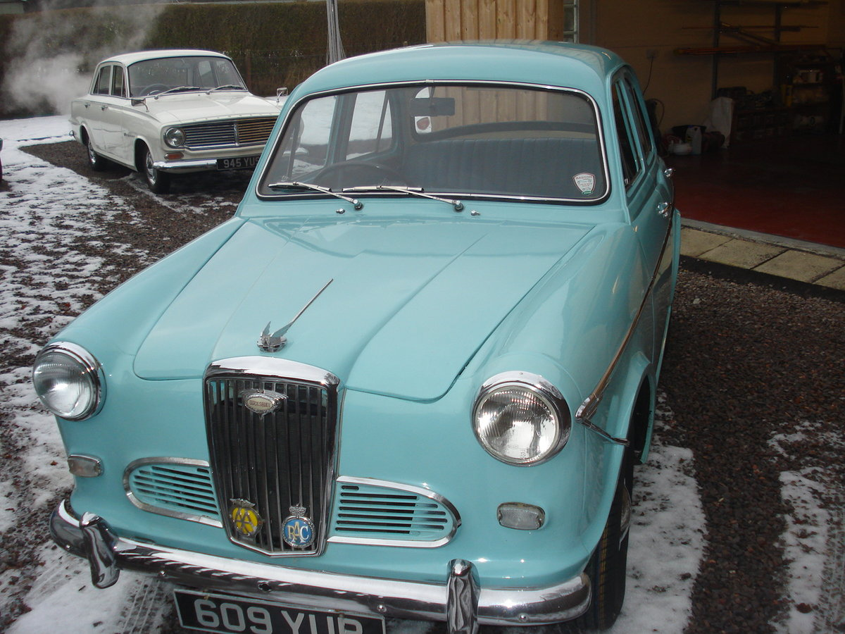 1960 Wolseley 1500 saloon SOLD (picture 2 of 6)