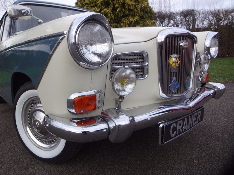 1968 Wolseley SOLD (picture 4 of 6)