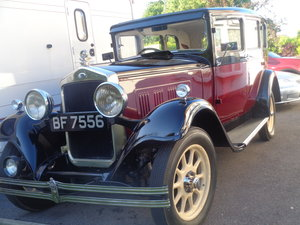 1930 Wolseley Messenger 21 60 For Sale